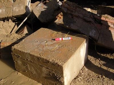 15 esplosivo per blocchi in cemento armato