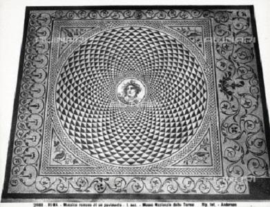 2 Mosaico Foto Alinari