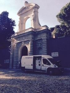 Carotaggio continuo ingresso del Vignola 400 x 300