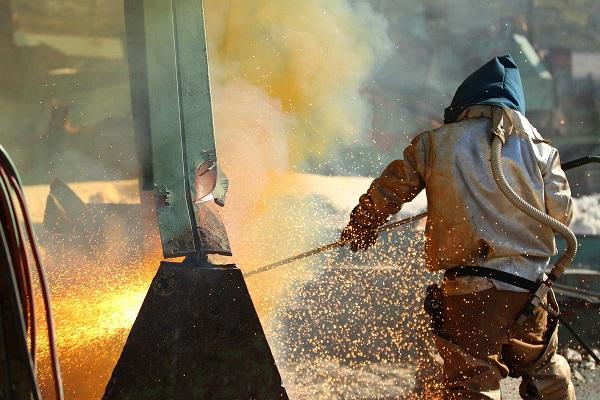 Demolizione con lancia termica 600 x 400