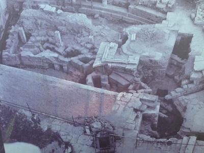 3 scavi del Boni