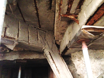 8 bis strutture danneggiate