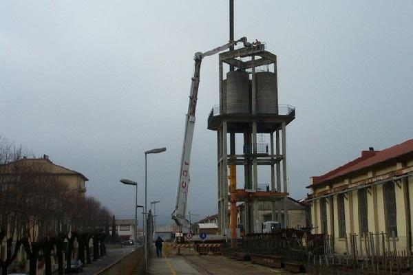 1 Torre dell'acqua da demolire 600 x 400