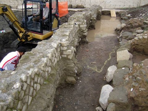 3 scavo archeologico