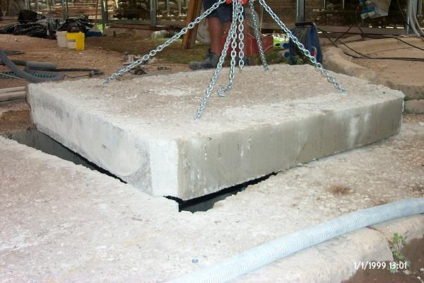 Estrazione blocco 600 x 400